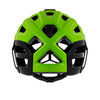 Kask Rex Cykelhjelm grøn/sort